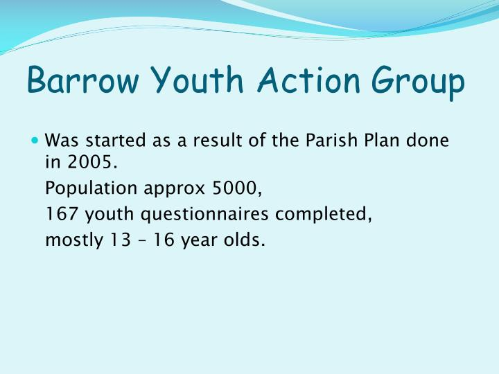 Barrow youth action group2