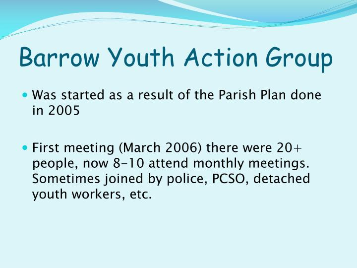 Barrow youth action group3