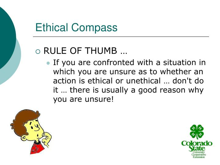 Ethical compass3