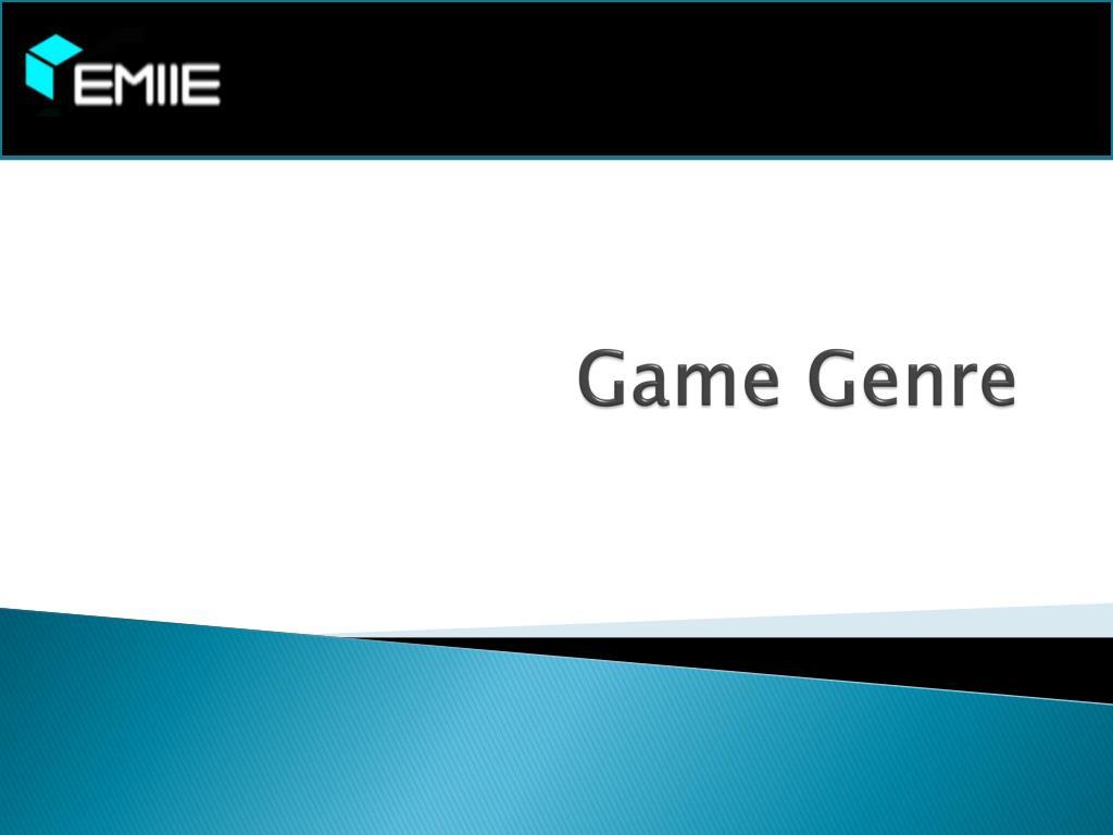 Game Genre