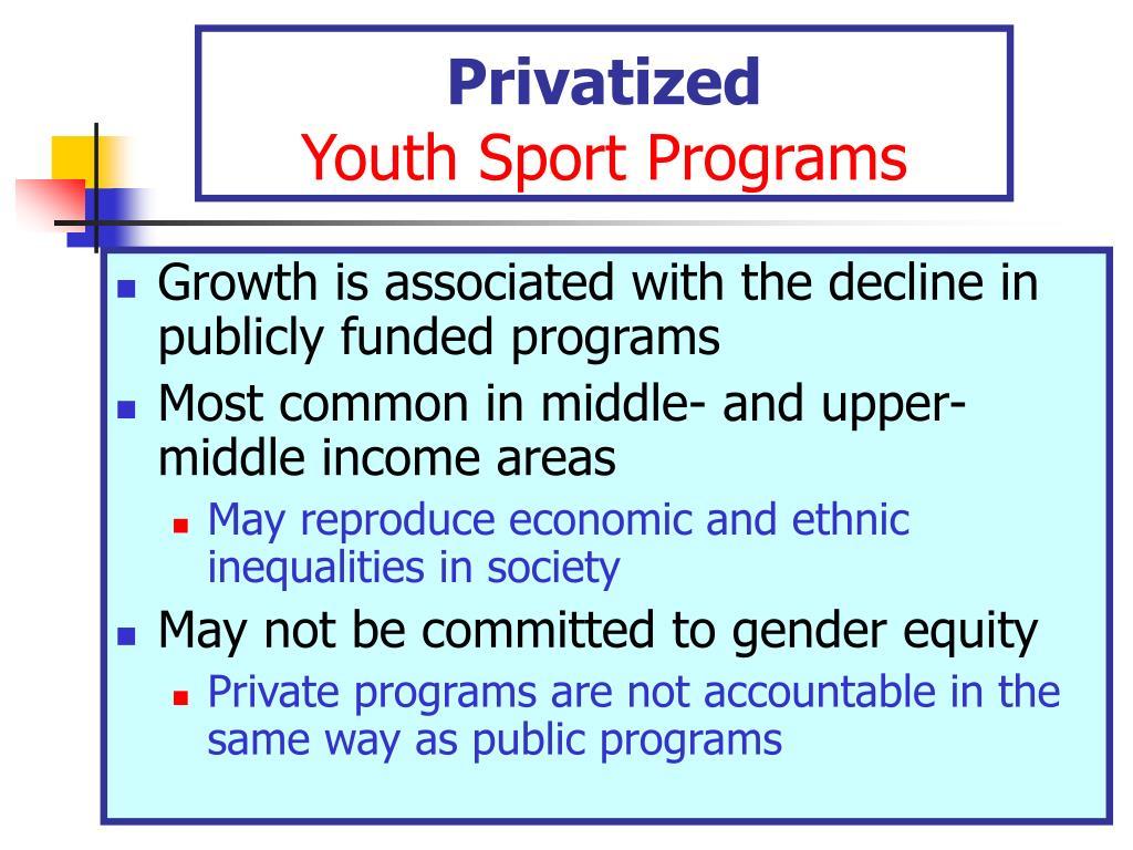 Privatized