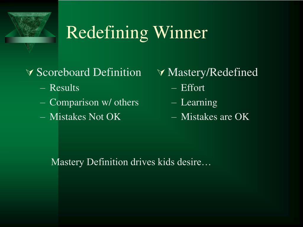 Scoreboard Definition