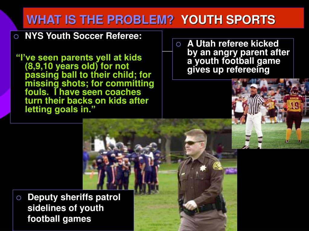 NYS Youth Soccer Referee: