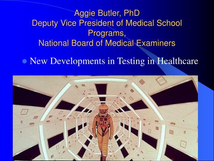 Aggie Butler, PhD