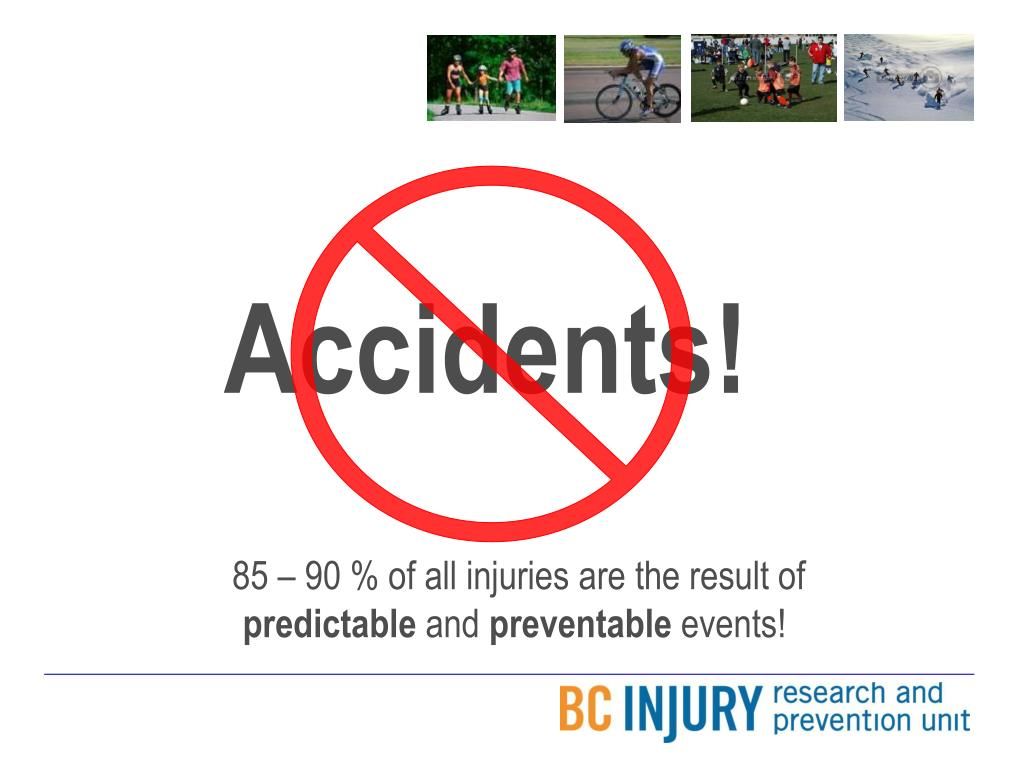Accidents!