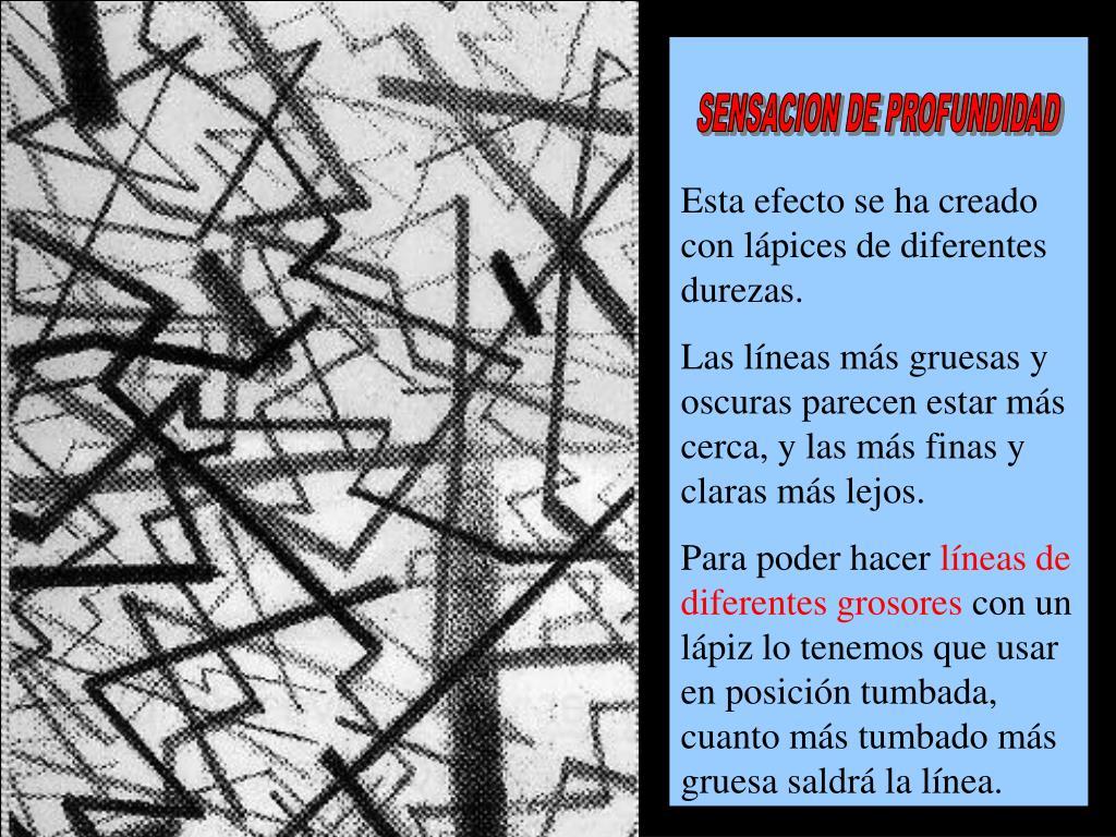 Esta efecto se ha creado con lápices de diferentes durezas.