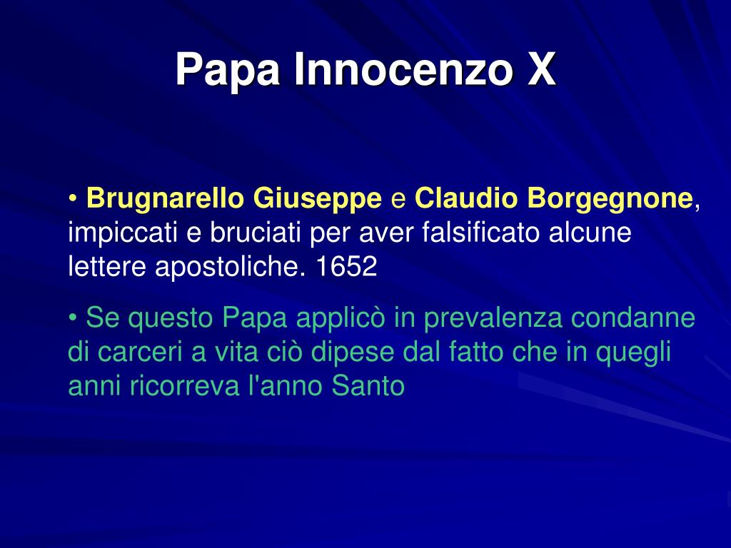 Papa Innocenzo X