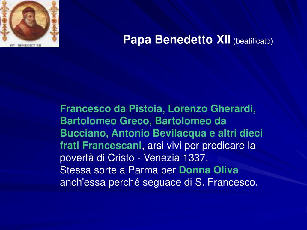 Papa Benedetto XII