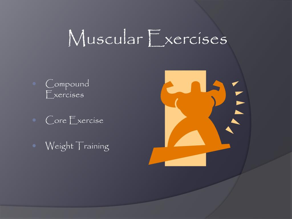 Muscular Exercises