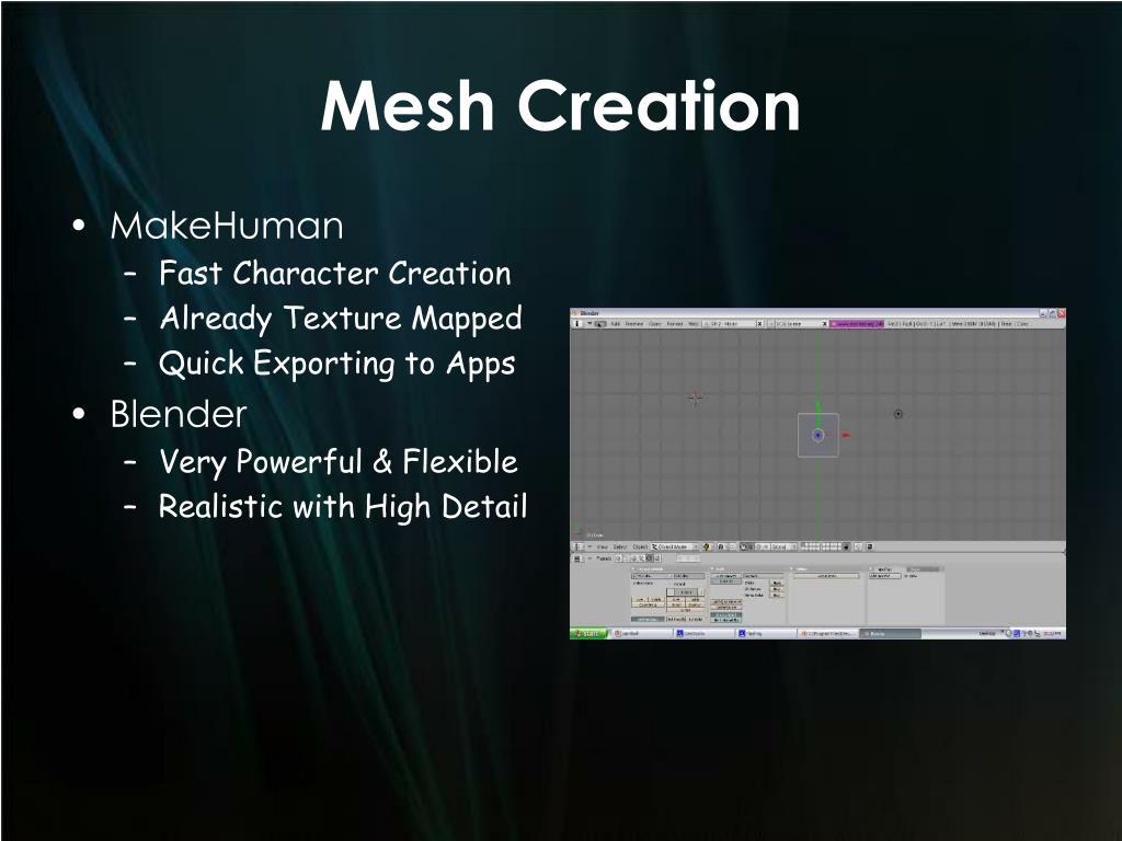 Mesh Creation