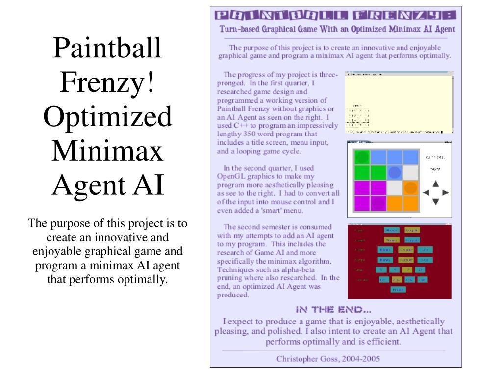 Paintball Frenzy!