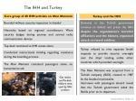 the ihh and turkey