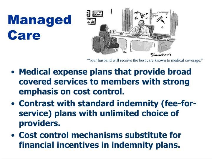 Managed Care