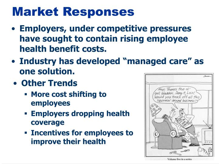 Market Responses