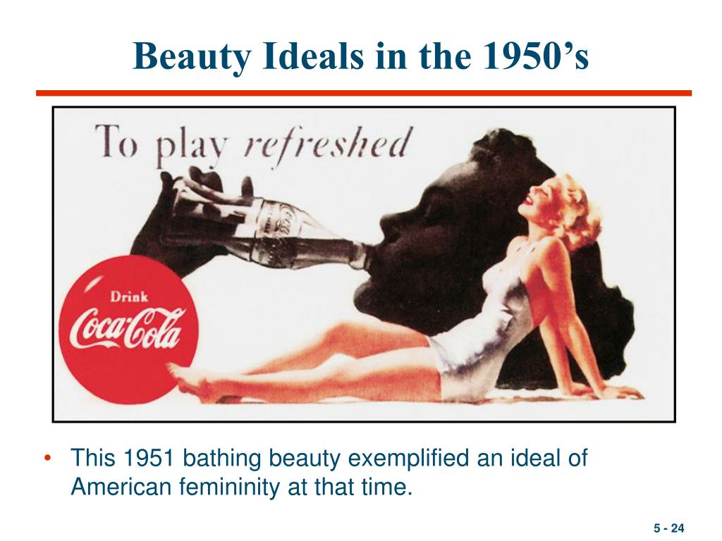 Beauty Ideals in the 1950's