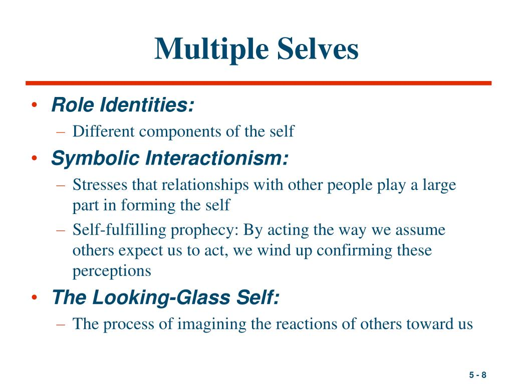Multiple Selves