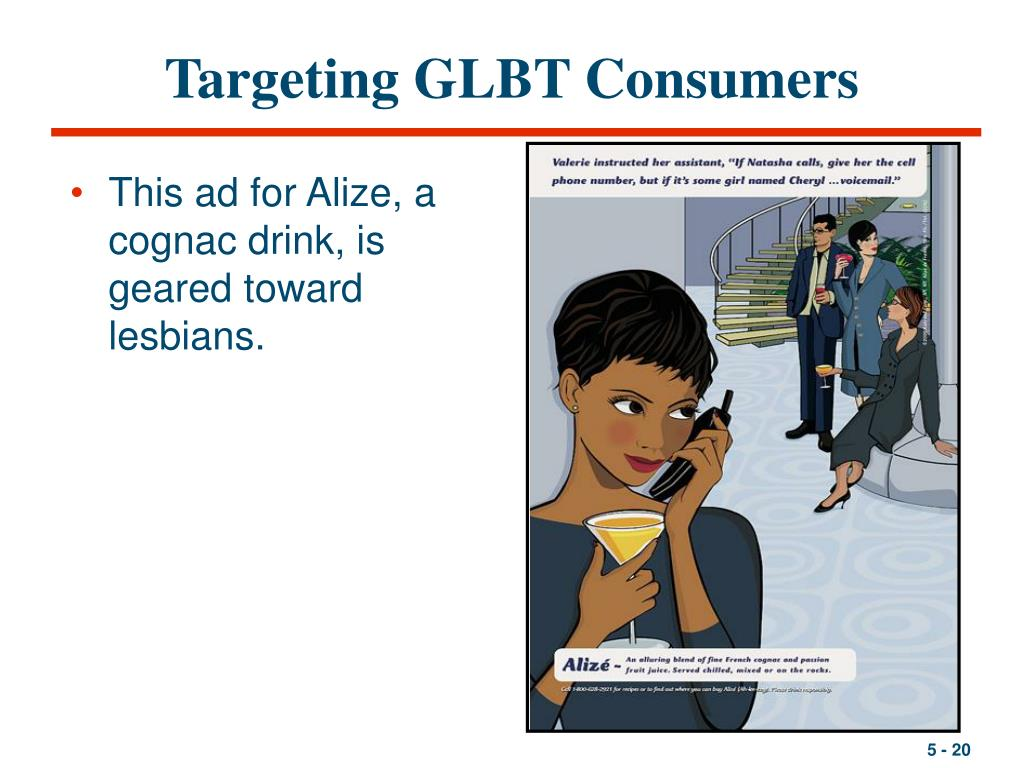 Targeting GLBT Consumers