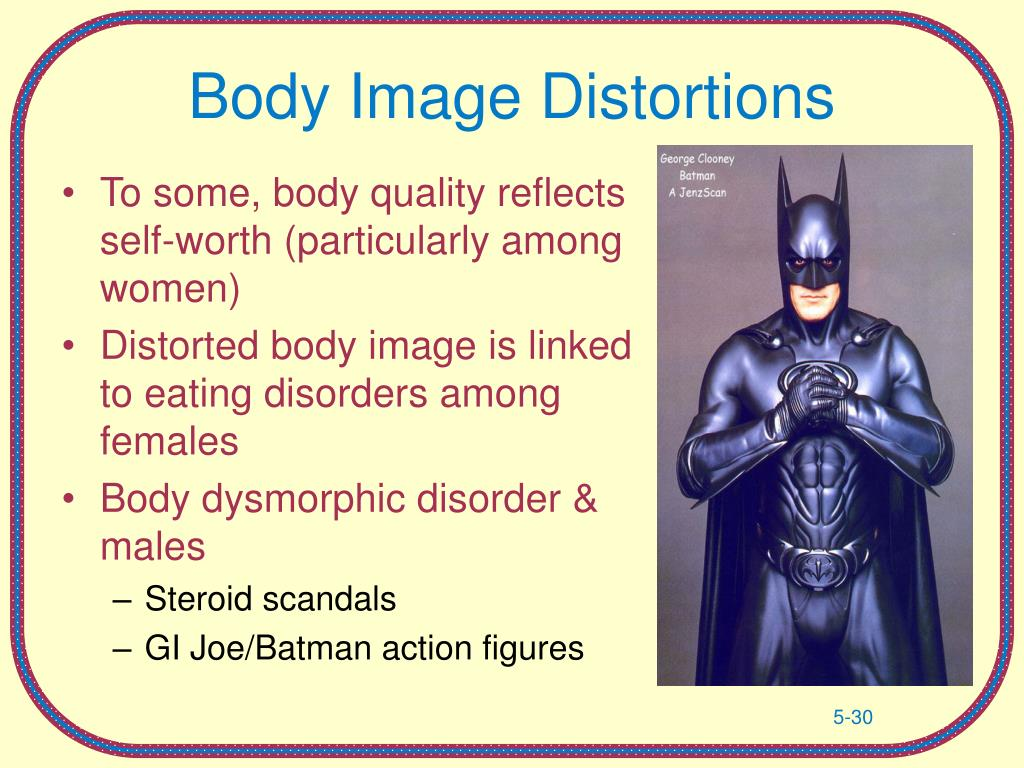 Body Image Distortions