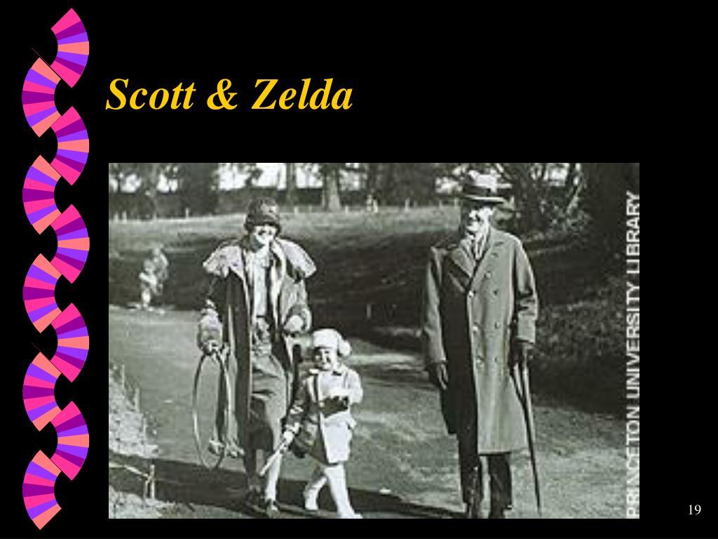 Scott & Zelda