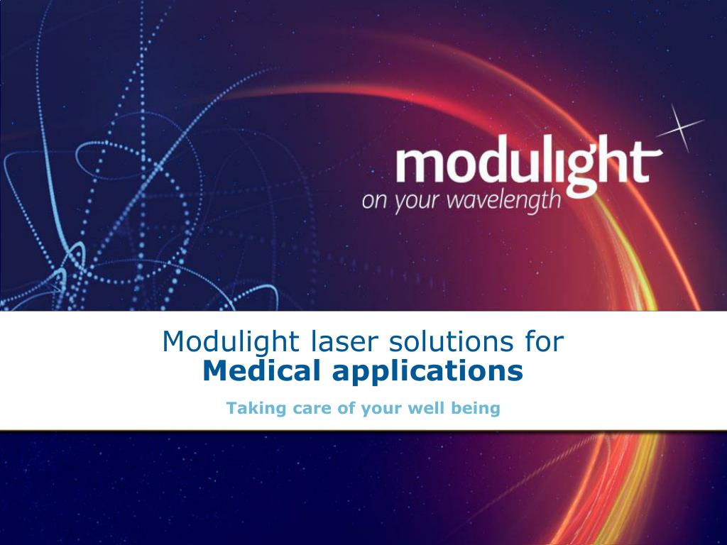 Modulight laser solutions for