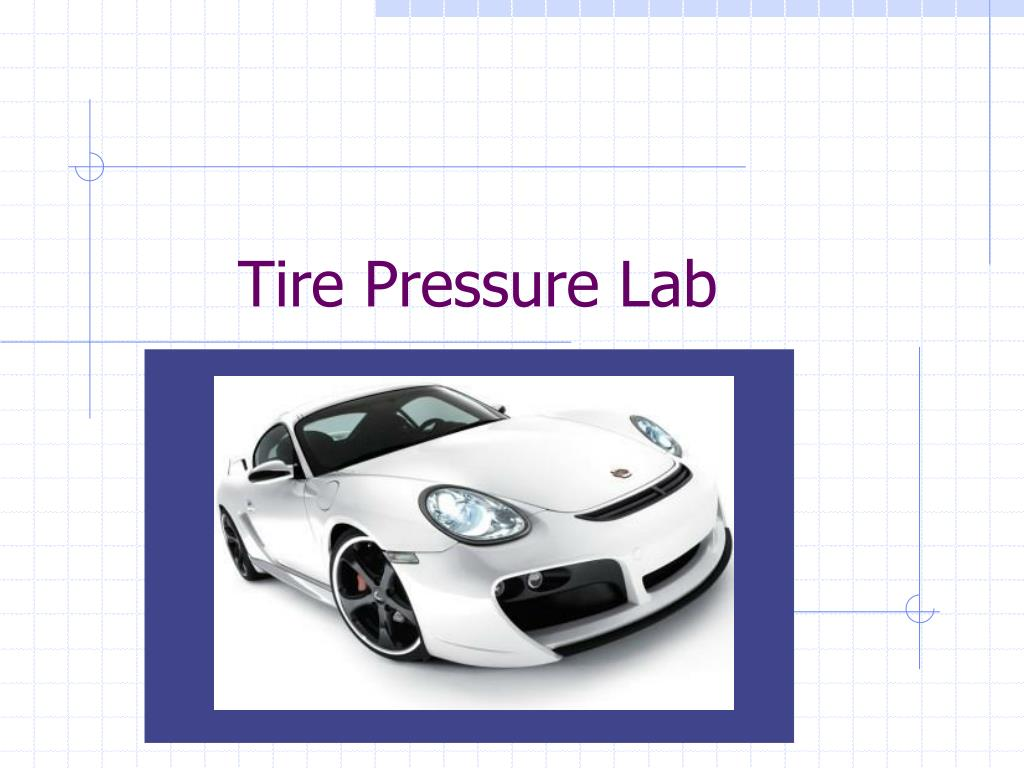 Tire Pressure Lab