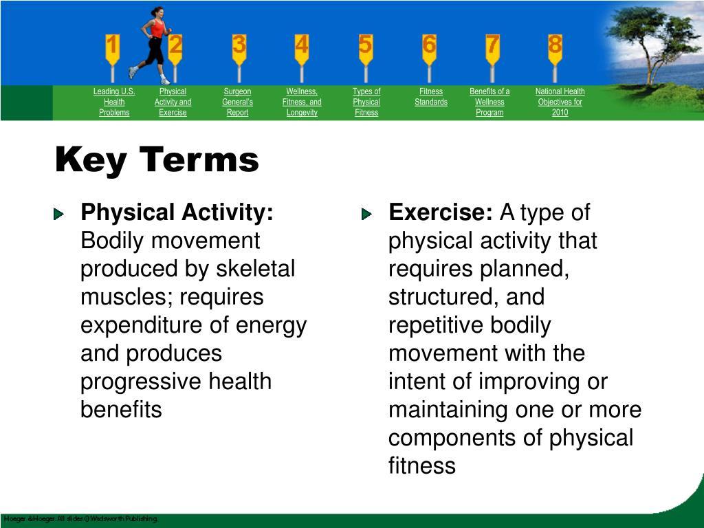 Physical Activity: