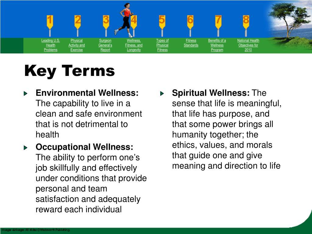 Environmental Wellness: