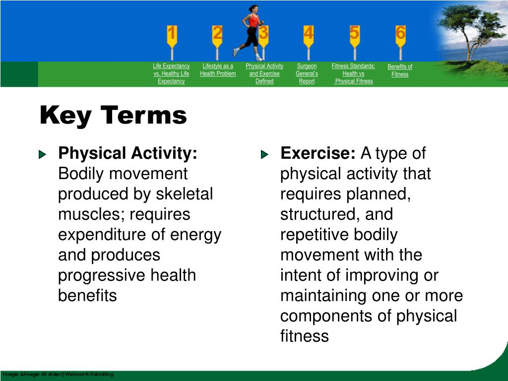 Physical Activity: