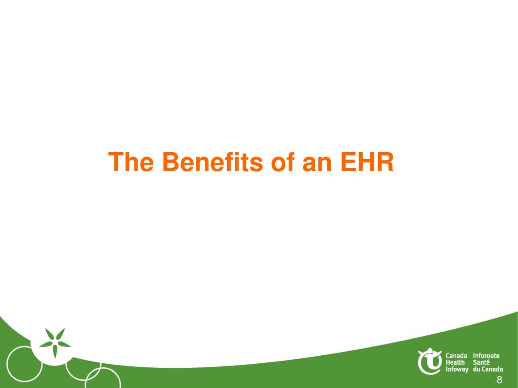 The Benefits of an EHR