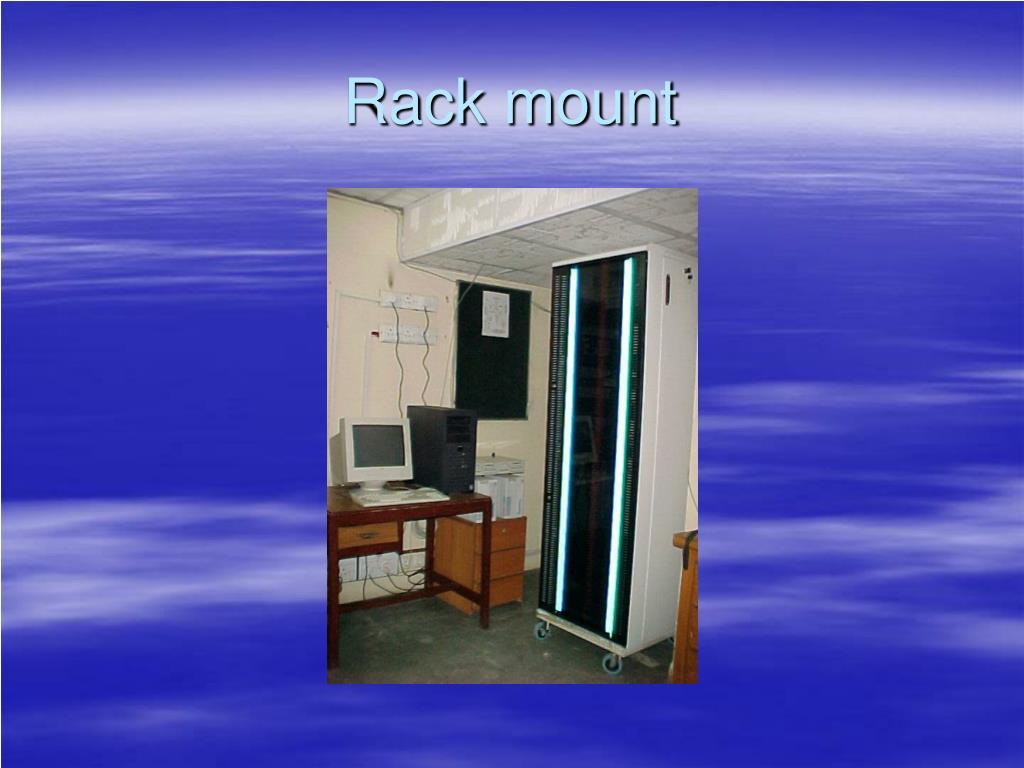 Rack mount