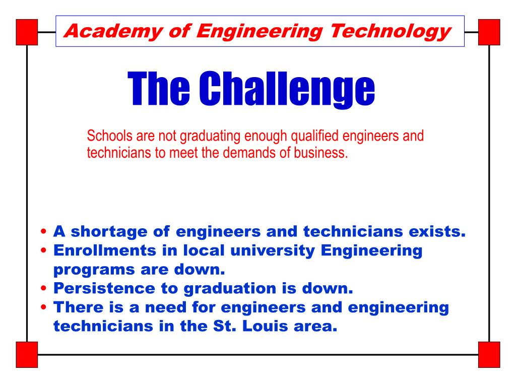 Academy of Engineering Technology