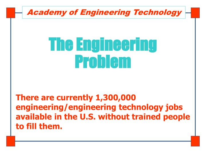 The engineering problem