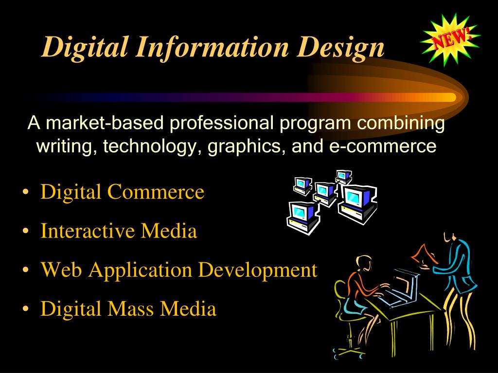 Digital Information Design