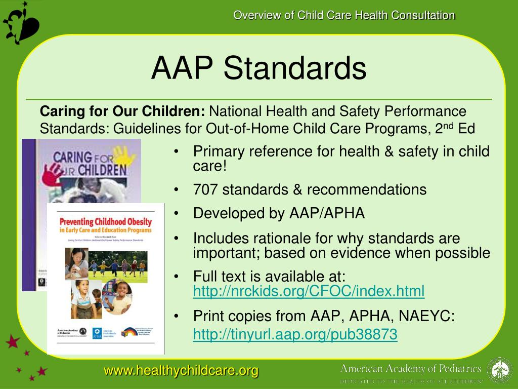 AAP Standards