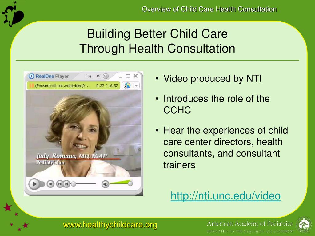 Building Better Child Care