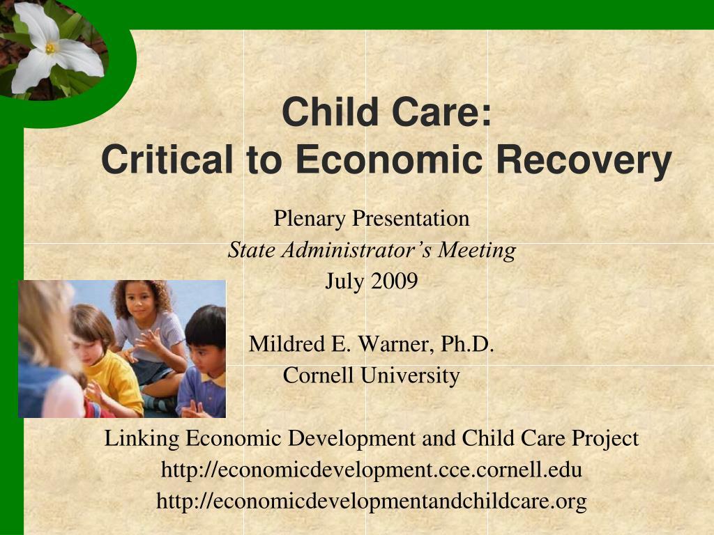 Child Care: