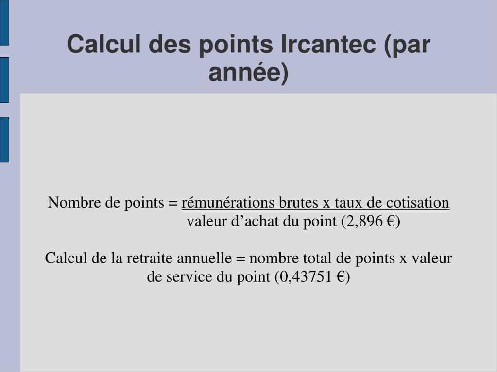 Nombre de points=