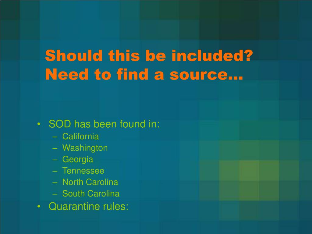 SOD has been found in: