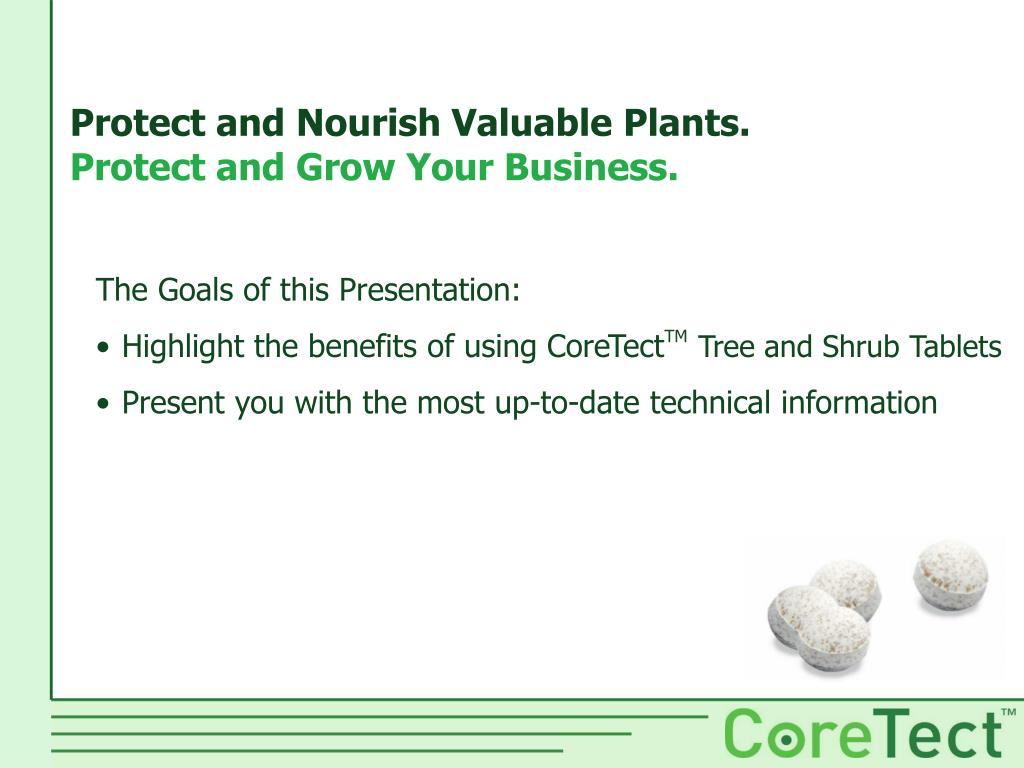 Protect and Nourish Valuable Plants.