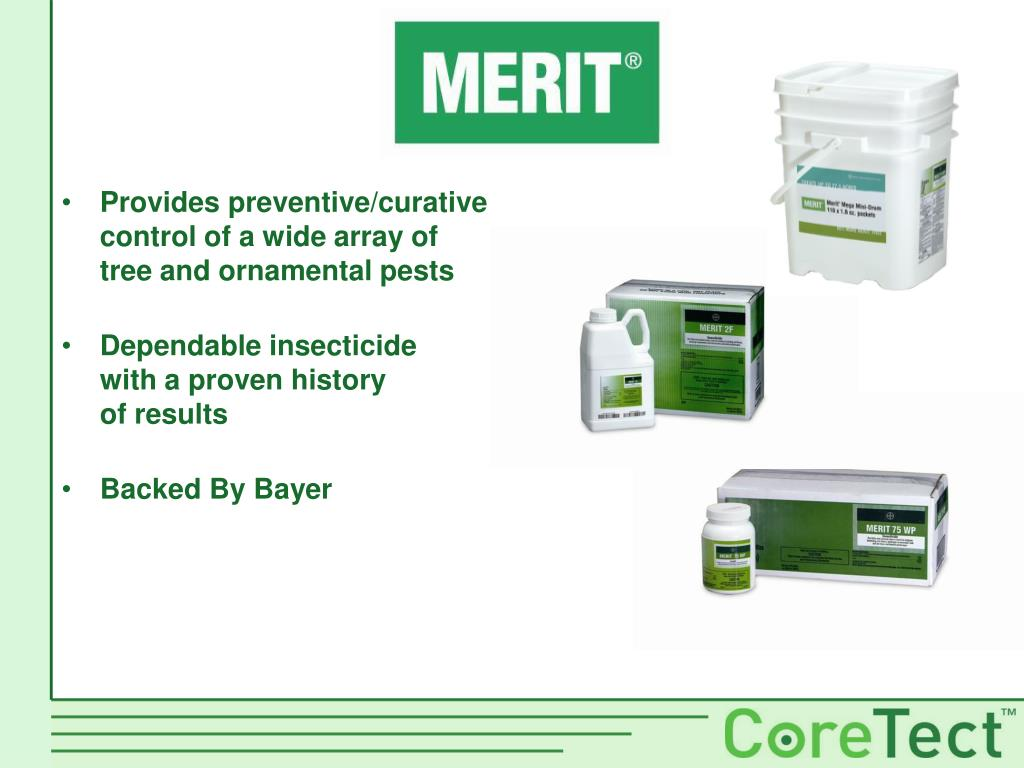 Provides preventive/curative control of a wide array of tree and ornamental pests