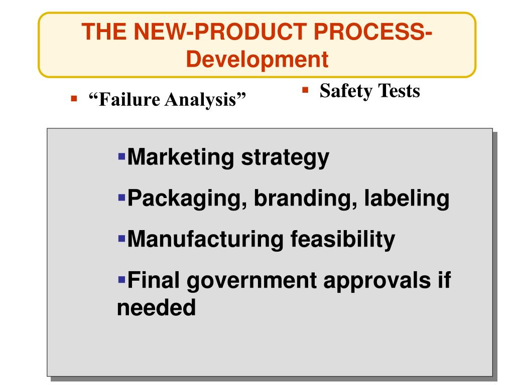 THE NEW-PRODUCT PROCESS-Development