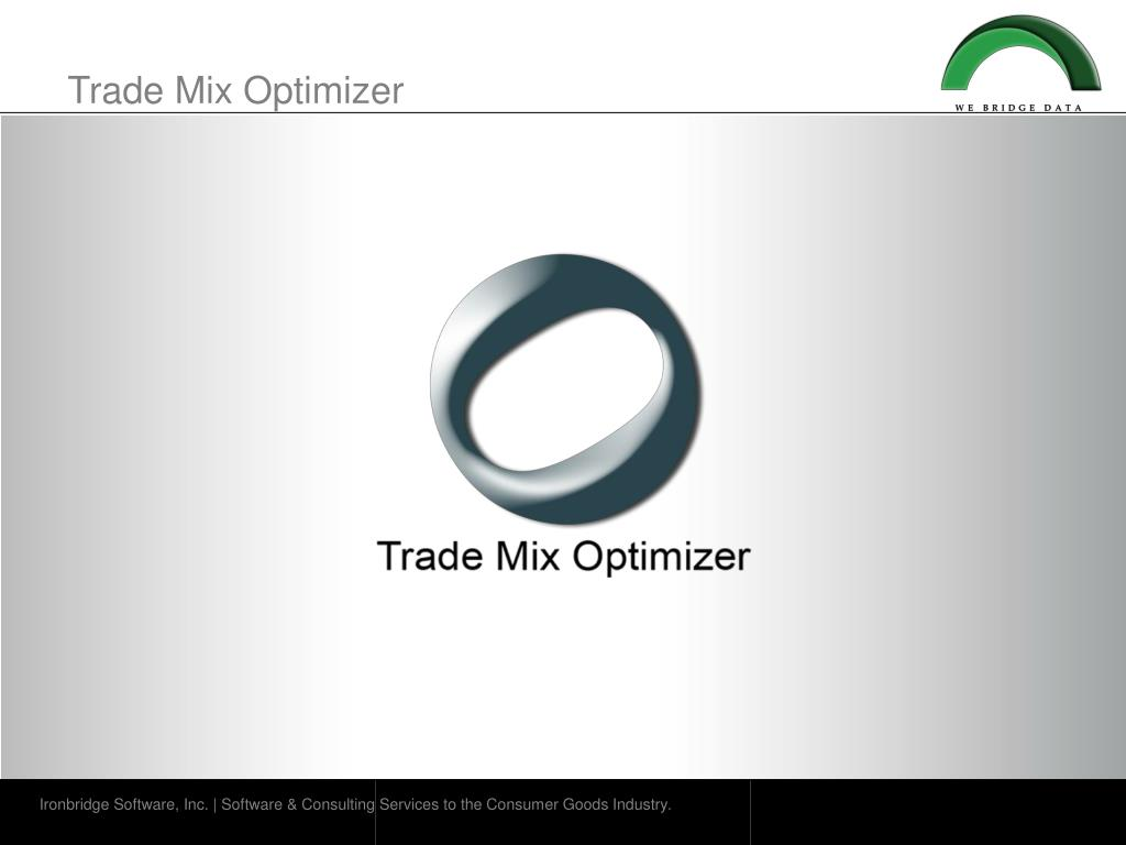 Trade Mix Optimizer
