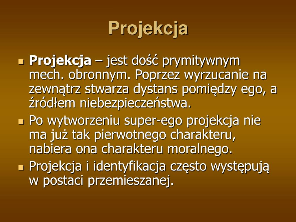 Projekcja