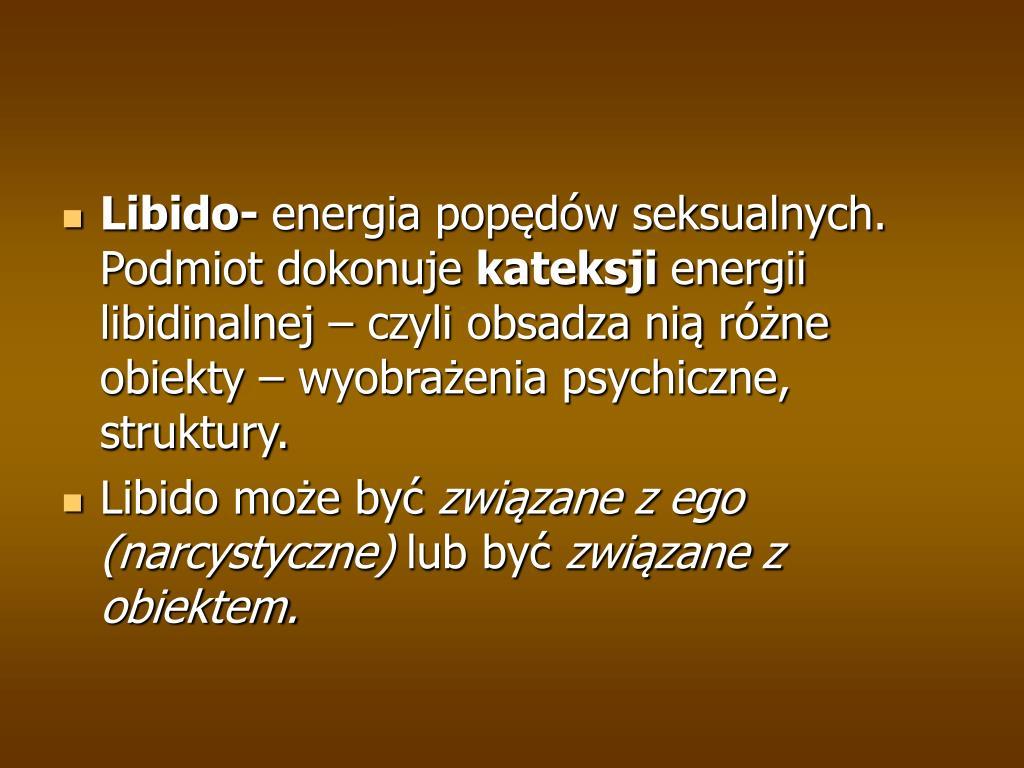 Libido-