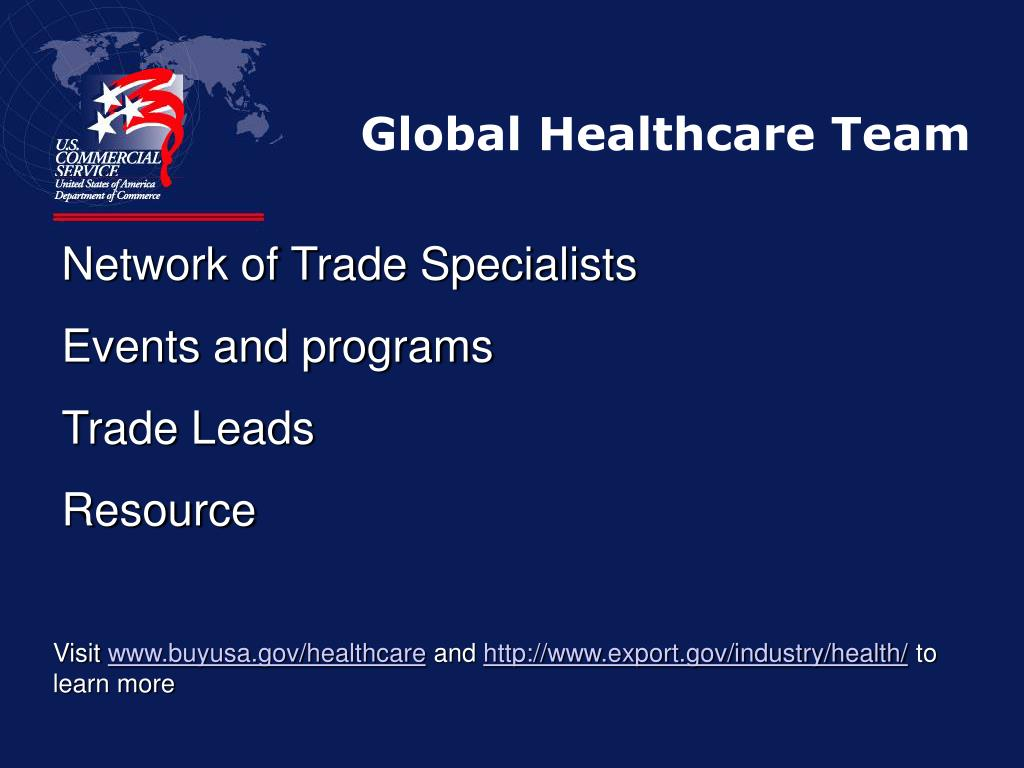 Global Healthcare Team