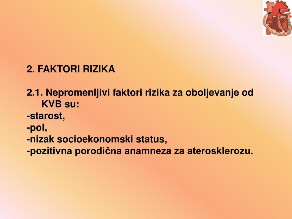 2. FAKTORI RIZIKA