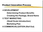 product innovation process48