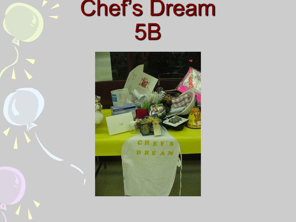 Chef's Dream