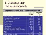 ii calculating gdp the income approach23