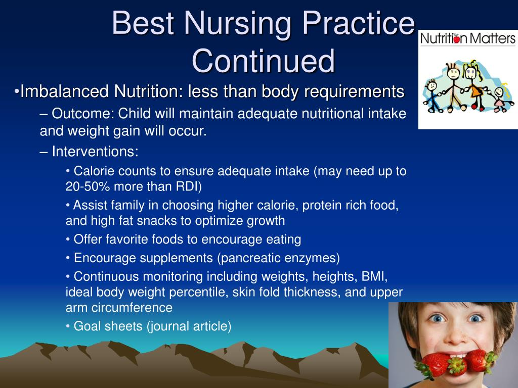Best Nursing Practice Continued